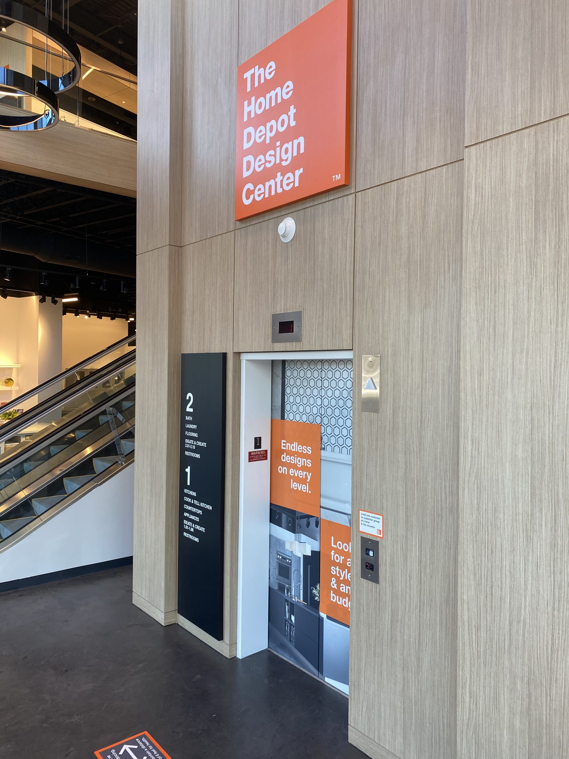 Home Depot Design Center Set To Open Tomorrow 9 7 20 In Montrose Crossing The Moco Show