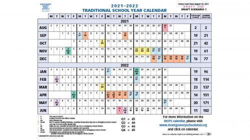 Chase Calendar 2022.Board Of Education Approves 2021 2022 Calendar The Moco Show