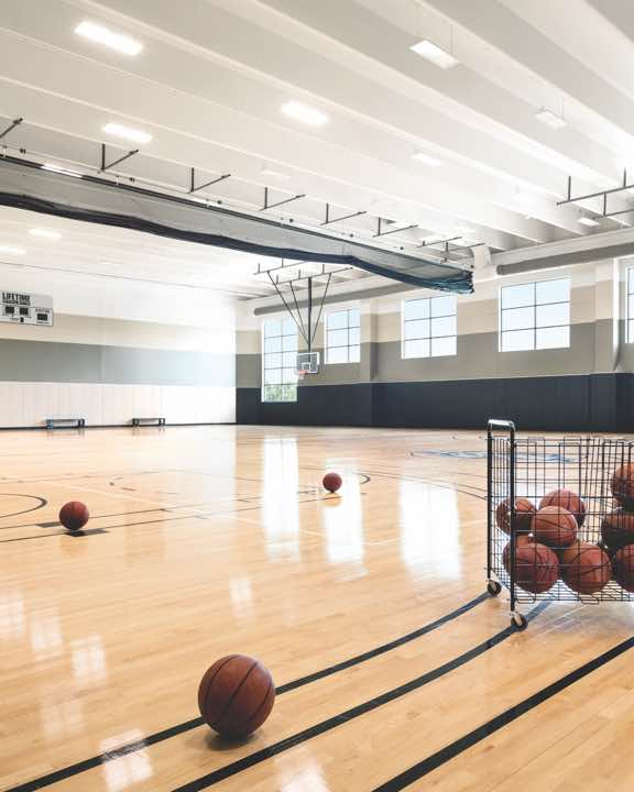 Basketball Is Back At La Fitness Gyms In Moco Returning At Lifetime On 5 14 The Moco Show